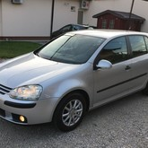 VW Golf V 1.9tdi comfortline