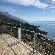 Makarska, Brela, kuća se s bazenom, te velikm vrtom i otvorenim pogledom na more