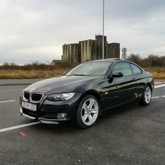 Bmw 320cd coupe aero