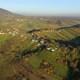Jastrebarsko-Plešivica, moderna novija kuća ENC: A, mirno
