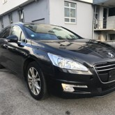 Peugeot 508 SW karavan 2.0 HDi 163PS Allure, panorama krov, HEAD-UP