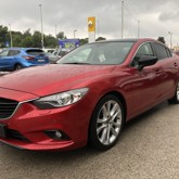 MAZDA 6 SPC CD184 AWD AT REVOLUTION TOP