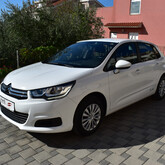 Citroën C4 1.6 HDi 100 ks, LED, Live, novi model