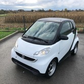 Smart ForTwo coupe 0.8 CDI Pure, odličan, štedljiv, reg. 1 god.